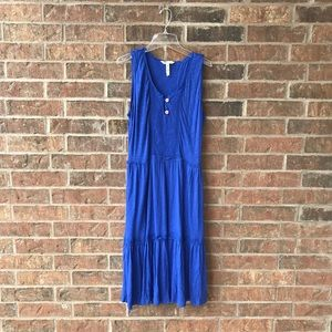 Matilda Jane Into the Blue Tiered dress